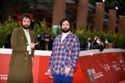 Foto/IPP/Gioia Botteghi Roma 23/10/2020 Festa del cinema di Roma Red Carpet  del film , nella foto:  Damiano D'Innocenzo, Fabio D'Innocenzo Italy Photo Press - World Copyright