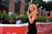 Foto/IPP/Gioia Botteghi Roma 23/10/2020 Festa del cinema di Roma Red Carpet  del film , nella foto:    Valeria Marini Italy Photo Press - World Copyright