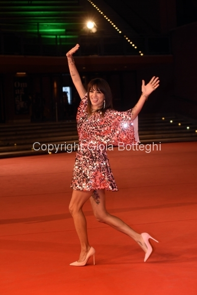 Foto/IPP/Gioia BotteghiRoma23/10/2018 Festa del cinema di Roma 2018, red carpet  nella foto : Asia ArgentoItaly Photo Press - World Copyright