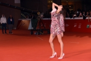 Foto/IPP/Gioia Botteghi Roma23/10/2018 Festa del cinema di Roma 2018, red carpet del film Noi siamo Afterhours  nella foto :Asia Argento Italy Photo Press - World Copyright