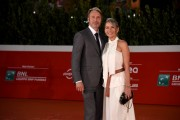 Foto/IPP/Gioia BotteghiRoma 20/10/2020 Festa del cinema di Roma Red Carpet del film Druk , nella foto:   Mads Mikkelsen e Hanne Jacobsen Italy Photo Press - World Copyright