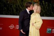 Foto/IPP/Gioia BotteghiRoma 20/10/2020 Festa del cinema di Roma Red Carpet del film Druk , nella foto:  Thomas Vinterberg e Helene Reingaard NeumannItaly Photo Press - World Copyright