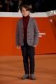 Foto/IPP/Gioia Botteghi Roma 21/10/2020 Festa del cinema di Roma Red Carpet del film Maledetta primavera , nella foto:   Federico Ielapi Italy Photo Press - World Copyright