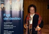 Foto/IPP/Gioia Botteghi Roma21/01/2019 Presentazione della fiction rai uno Figli del destino, nella foto: Lia Levi Italy Photo Press - World Copyright
