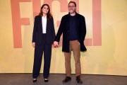 Foto/IPP/Gioia Botteghi Roma 17/01/2020 Presentazione del film FIGLI, nella foto : Valerio Mastandrea Paola Cortellesi Italy Photo Press - World Copyright