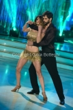 23/04/2016 Roma finale di ballando con le stelle, Iago Garcia e Samanta Togni i vincitori