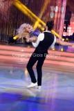 23/04/2016 Roma finale di ballando con le stelle, Luca Sguazzini e Vera Kinnunen