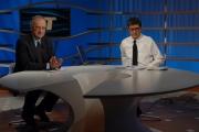 Veltroni ospite di Gianni Riotta a TV7