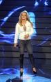 20/02/2015 Roma puntata di forte forte forte ospite Anastacia