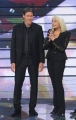 20/02/2015 Roma puntata di forte forte forte Rudi Garcia, Raffaella Carrà