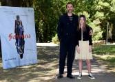 Foto/IPP/Gioia Botteghi Roma 21/05/2021 Photocall del film Fortuna, nella foto: Cristina Magnotti ed il regista Nicolangelo Gelormini Italy Photo Press - World Copyright