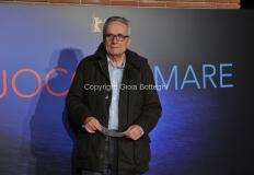 03/03/2016 Roma Serata di presentazione Rai, del film Fuocoammare che ha vinto il festival di Berlino, nella foto Marco Bellocchio