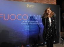 03/03/2016 Roma Serata di presentazione Rai, del film Fuocoammare che ha vinto il festival di Berlino, nella foto il sindaco di Lampedusa Giusy Nicolini