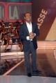 4/10/07 trasmissione rai FUORI CLASSE nelle foto :il Conduttore Carlo Conti con i Comici