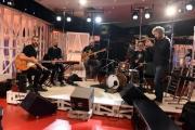 Foto/IPP/Gioia Botteghi 19/09/2016 Roma conferenza stampa per la presentazione di Gazebo , rai tre, nellafoto: Roberto Angelini e Marco D'Ambrosio e la rolo Band