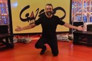Foto/IPP/Gioia Botteghi 19/09/2016 Roma conferenza stampa per la presentazione di Gazebo , rai tre, nellafoto: Roberto Angelini