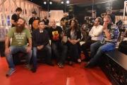 Foto/IPP/Gioia Botteghi 19/09/2016 Roma conferenza stampa per la presentazione di Gazebo , rai tre, nellafoto: Diego Bianchi, Andrea Salerno e Marco D'Ambrosio Makkox Francesca Schianchi Antonio Sofi