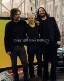 17/03/2013 Roma programma di raitre GAZEBO condotto da Diego Bianchi ( Zoro) nella foto con Marco D'Ambrosio ( Makkox), Roberto Angelini