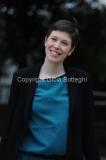 20/01/2013 Roma Presentazione ad uno mattina dei giovani di San Remo, nalla foto: Irene Ghiotto