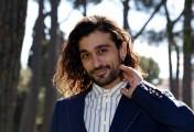 Foto/IPP/Gioia Botteghi Roma 05/03/2020 Presentazione del film Gli anni amari ( la storia di Mario Mieli ), nella foto: il protagonista Nicola Di Benedetto Italy Photo Press - World Copyright