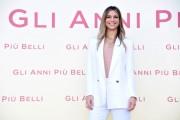 Foto/IPP/Gioia Botteghi Roma 30/01/2020 presentazione del film Gli anni più belli, nella foto: Nicoletta Romanoff Italy Photo Press - World Copyright