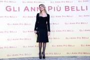 Foto/IPP/Gioia Botteghi Roma 30/01/2020 presentazione del film Gli anni più belli, nella foto: Micaela Ramazzotti Italy Photo Press - World Copyright