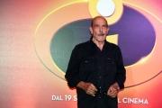 Foto/IPP/Gioia Botteghi 12/07/2018 Roma, presentazione del film Gli incredibili 2, nella foto Orso Maria Guerrini  Italy Photo Press - World Copyright