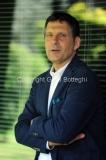 01/07/2015 Roma Fabrizio Frizzi presenta il nuovo programma di rai uno GLI ITALIANI HANNO SEMPRE RAGIONE