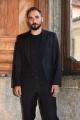 Foto/IPP/Gioia Botteghi09/06/2016 Roma  Premiazione dei globi d oro all ambasciata di Francia , nella foto:  Piero Messina