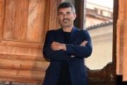 Foto/IPP/Gioia Botteghi09/06/2016 Roma  Premiazione dei globi d'oro all ambasciata di Francia , nella foto: Paolo Genovese