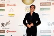 Foto/IPP/Gioia Botteghi09/06/2016 Roma  Premiazione dei globi d oro all ambasciata di Francia , nella foto: Elio Germano