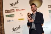 Foto/IPP/Gioia Botteghi09/06/2016 Roma  Premiazione dei globi d oro all ambasciata di Francia , nella foto: Valerio Ciriaci