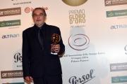Foto/IPP/Gioia Botteghi09/06/2016 Roma  Premiazione dei globi d oro all ambasciata di Francia , nella foto: Carlo Crivelli