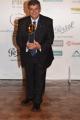 Foto/IPP/Gioia Botteghi09/06/2016 Roma  Premiazione dei globi d oro all ambasciata di Francia , nella foto: Pietro Barolo ritira il premio per gianfranco Rosi per FUOCOAMMARE
