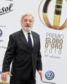 Foto/IPP/Gioia Botteghi 13/06/2018 Roma, Photocall Globi d'oro, nella foto: Gianni Amelio premio alla carriera  Italy Photo Press - World Copyright
