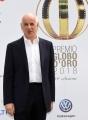 Foto/IPP/Gioia Botteghi 13/06/2018 Roma, Photocall Globi d'oro, nella foto:  Toni Servillo  Italy Photo Press - World Copyright