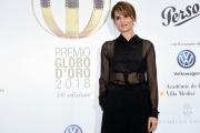 Foto/IPP/Gioia Botteghi 13/06/2018 Roma, Photocall Globi d'oro, nella foto: Paola Cortellesi  Italy Photo Press - World Copyright