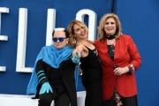 Foto/IPP/Gioia Botteghi Roma05/04/2019 presentazione de Il grande fratello, nella foto Barbara D'Urso, Cristiano Malgioglio e Iva Zanicchi Italy Photo Press - World Copyright