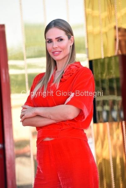 Foto/IPP/Gioia Botteghi 21/09/2018 Roma, GFVip nella foto Ilary Blasi  Italy Photo Press - World Copyright