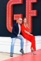 Foto/IPP/Gioia Botteghi 21/09/2018 Roma, GFVip nella foto Ilary Blasi e Alfonso Signorini  Italy Photo Press - World Copyright