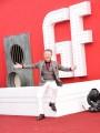 Foto/IPP/Gioia Botteghi Roma07/01/2020 Grande fratello Vip, presentazione, nella foto:  Enzo Ghinazzi, Pupo Italy Photo Press - World Copyright