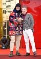 Foto/IPP/Gioia Botteghi Roma07/01/2020 Grande fratello Vip, presentazione, nella foto: Alfonso Signorini ed Enzo Ghinazzi, Pupo Italy Photo Press - World Copyright