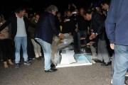 Foto/IPP/Gioia Botteghi  19/05/2014 Roma Grillo da Vespa con il plastico