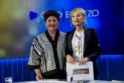 Foto/IPP/Gioia Botteghi Roma 12/09/2019 La ministra Teresa Bellanova ospite ad Otto e mezzo La7 con Lilli Gruber Italy Photo Press - World Copyright