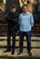 Gioia Botteghi OMEGA 2/02/07 presentazione del film ANNIBAL LECTER nelle foto: il protagonista Gaspard Ulliel ed il regista Peter Webber