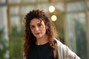 Foto/IPP/Gioia Botteghi 19/12/2016 Roma Presentazione della fiction di rai uno I BASTARDI DI PIZZOFALCONE, sei puntate, nella foto: Gioia Spaziani