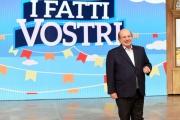 Foto/IPP/Gioia Botteghi 16/10/2018 Roma, presentazione de I fatti vostri, rai due, nella foto :  Giancarlo Magalli  Italy Photo Press - World Copyright
