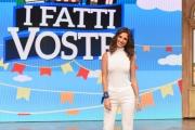 Foto/IPP/Gioia Botteghi 16/10/2018 Roma, presentazione de I fatti vostri, rai due, nella foto : Roberta Morise  Italy Photo Press - World Copyright