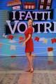 Foto/IPP/Gioia Botteghi Roma 10/09/2021 Photocall di presentazione della nuova edizione de I fatti vostri, nella foto: Anna Falchi Italy Photo Press - World Copyright