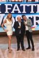 08/09/2016 Roma presentazione della nuova stagione de, I FATTI VOSTRI, nella foto: Adriana Volpe e Giancarlo Magalli, Marcello Cirillo
